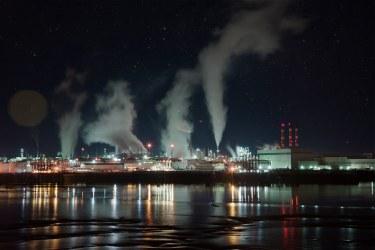 Saint John : Irving Paper Mill