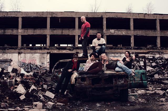 The debris hunters