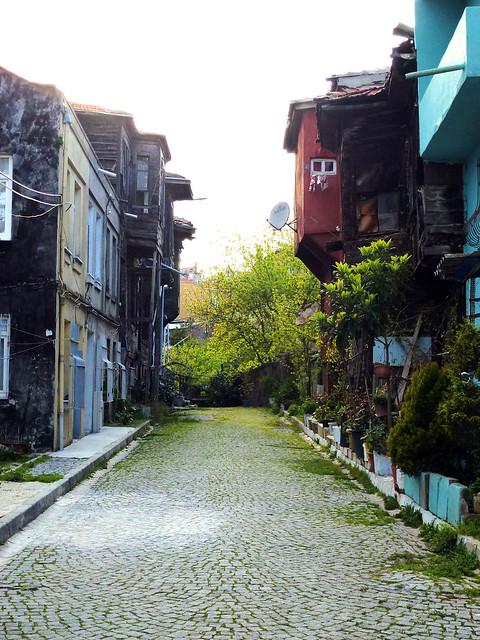 Istanbul - avril 2012 - jour 2 - 182 - Quartier sud de Sultanahmet - Oyuncu Sokak