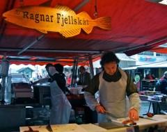 Bergen famous Fish Market