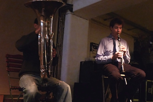Noble,Ward,Marshall @ Cafe Oto 5.6.12