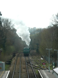 April 15, 2012: Polegate to Eridge