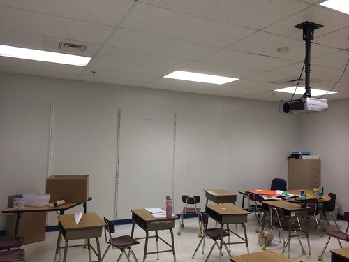 Classroom conditions.