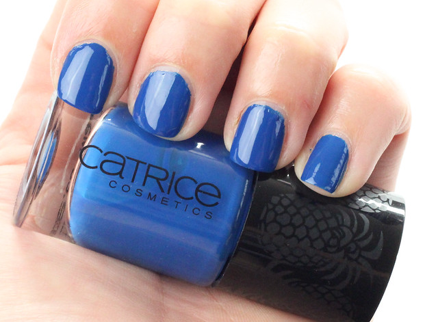 Catrice team blue