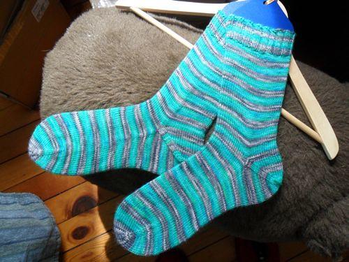 GS Cheshire Cat Vanilla Socks