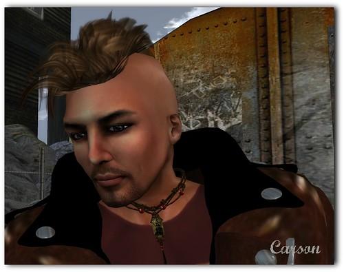 sey - Edokin Necklace,  CaTwA - Mohawk