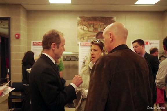 CTA's Brown Line flyover public meeting
