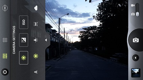 White balance แบบ Daylight