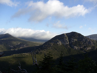 The Owl as Viewed from Katahdin's Hunt Spur