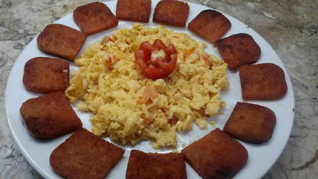 Spam & egg