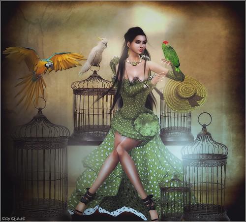 Angel Dessous 2011