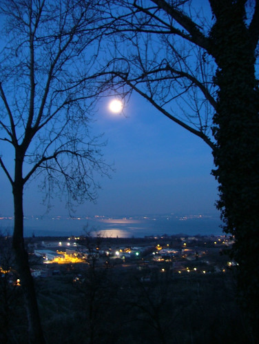 moon 22 jan 2011