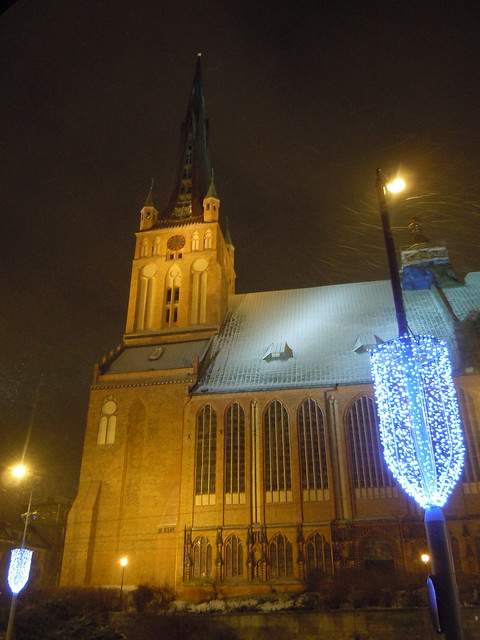 Basilica of St. James the Apostle, Szczecin, Poland