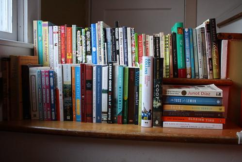 a year of books:  2010 by liz.kassera
