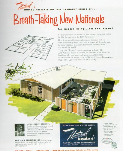 1954 National Homes