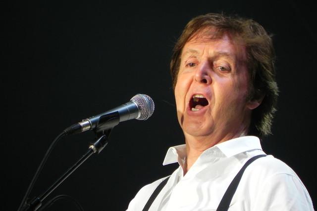 Paul McCartney Coming to Winnipeg September 28