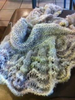 Chacha shawl