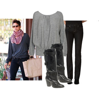 Celebrities and Fashion on Polyvore