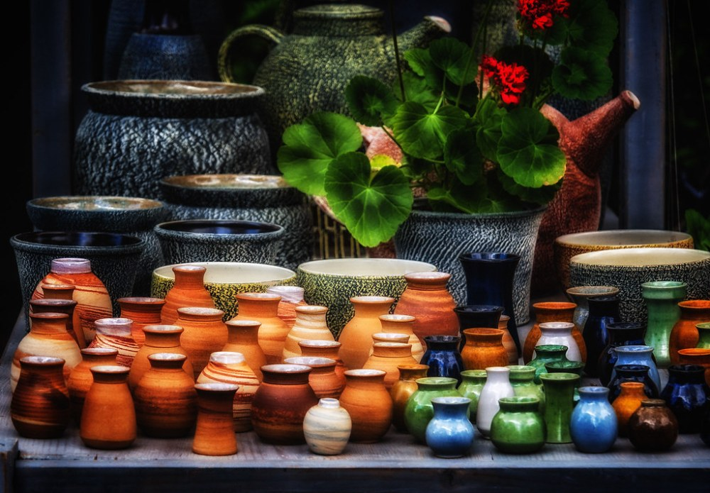 News from the Pottery Market