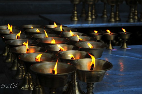 Yagdan gelen nefes--breath of oil lantern