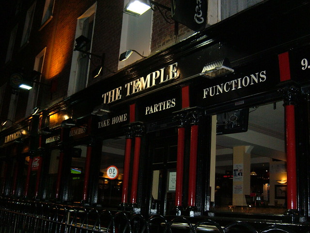 The Temple Pub, Dublin