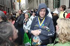 Boston Marathon - Donald R. Vancil credit