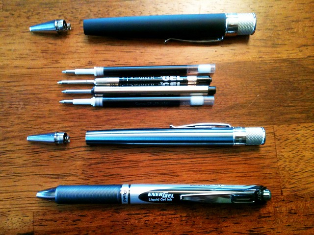 The Epic Refill Reference Guide Rollerball Gel And Ballpoints