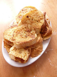 Orange Vanilla French Toast