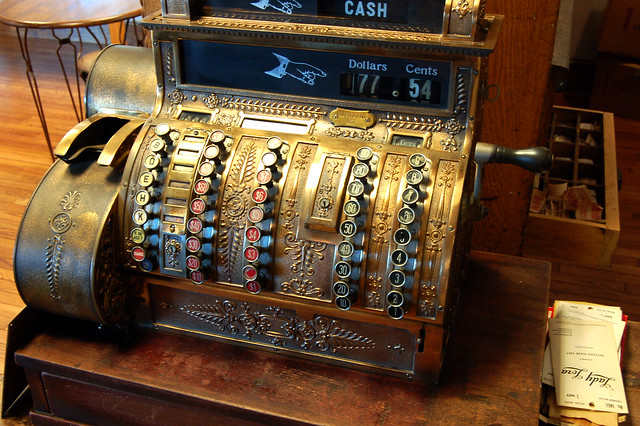 Photo:Cash Register By:taberandrew