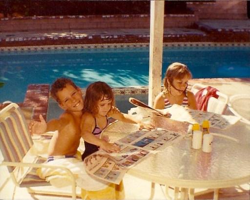 Kyle, Timolyn, Heather