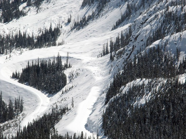 The hairpin curve - North Cascades Highway