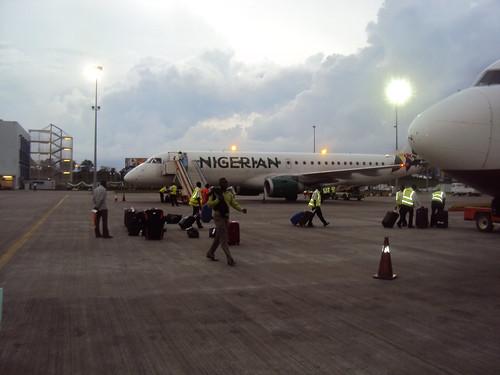 Nnamdi Azikwe Airport - Abuja Nigeria by Jujufilms