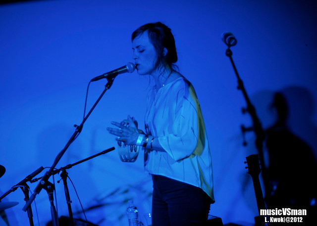 Sharon Van Etten @ The Luminary Arts