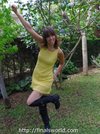 Cosplay Selphie Tilmitt