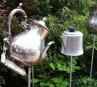 Tepot/Coffee pot art