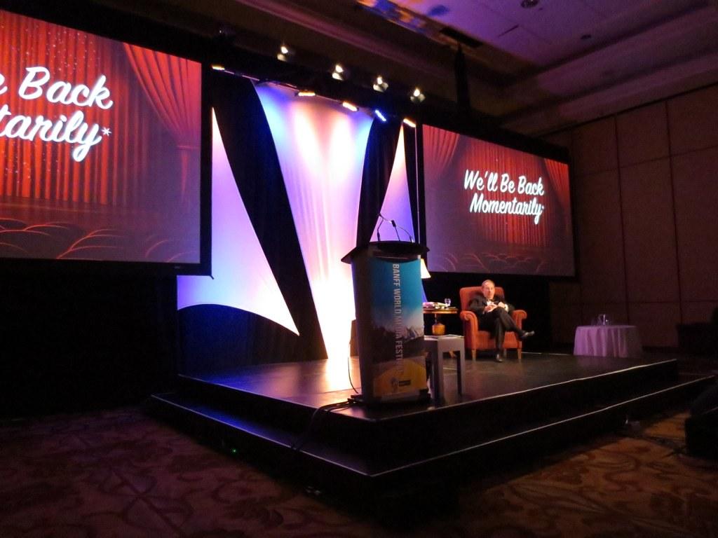 The Onion Keynote- Banff World Media Festival 2012