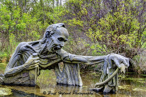 The Ferryman by Paulie Hyland