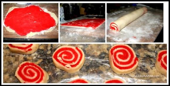 Firecracker Pinwheel Cookies Recipe
