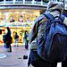 A solitary onlooker