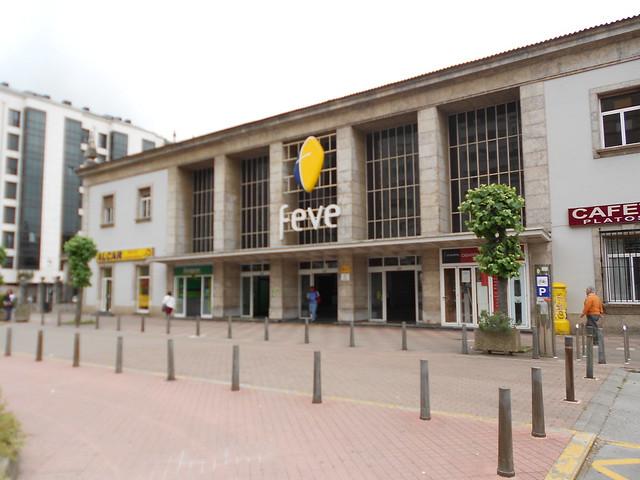 Estación FEVE Santander