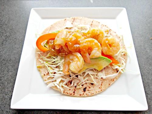 Rosemary Citrus Shrimp Tacos