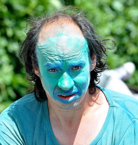 I've Told You Till I'm Blue In The Face