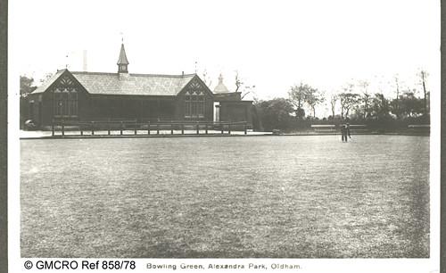 Alexandra Park, Oldham, n.d. (GB124.DPA/858/78).