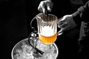 Beer Keg BW from Flickr via Wylio
