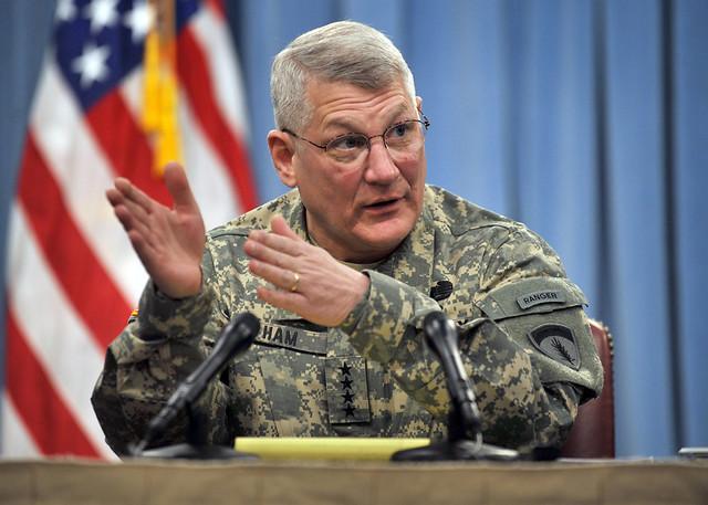 Gen Carter F Ham Assumes Command Of U S Africa Command
