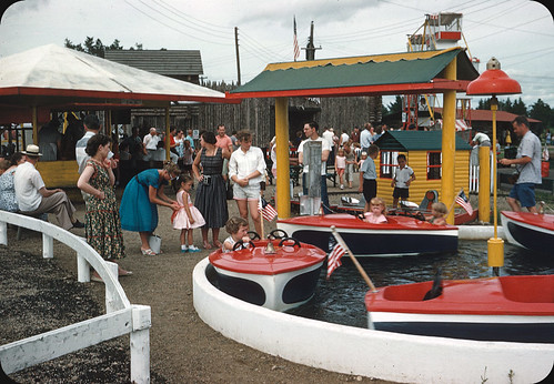 Boat Ride - 1956