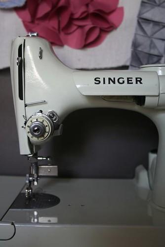 singer 221K - 2