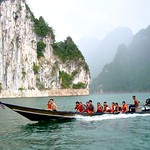 Explore Cheow Lan Lake by Long-tail boat