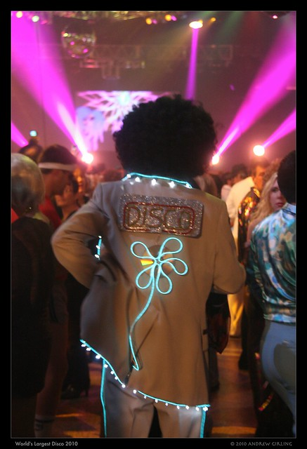 World's Largest Disco 2010
