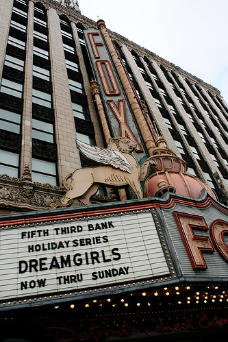 The Fox in Detroit. Photo copyright Jen Baker/Liberty Images; all rights reserved. Pinning to this page is okay.